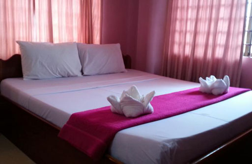 Double Standard Room with Fan (2pax)