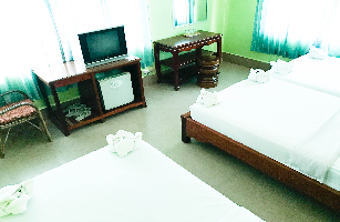Angkor Family Room (6pax)
